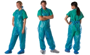 personal protective jumpsuit