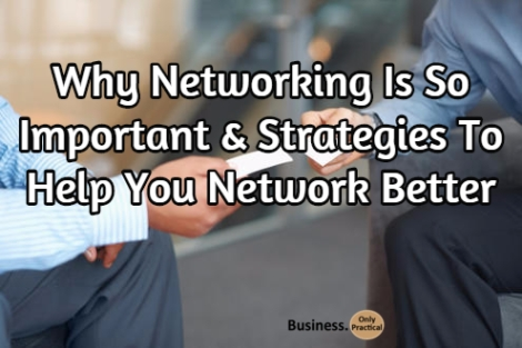 networking better