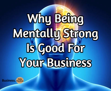 why being mentally strong is important