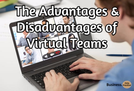 virtual team advantages