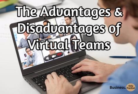 virtual team advantages